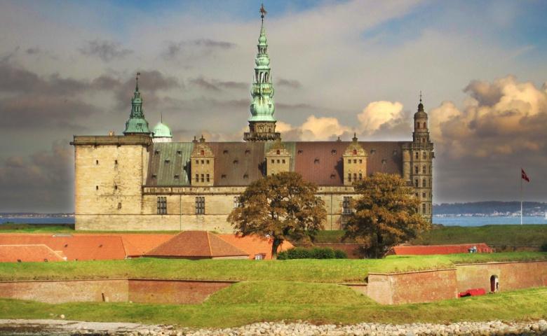 Замок принца Гамлета — Кронборг