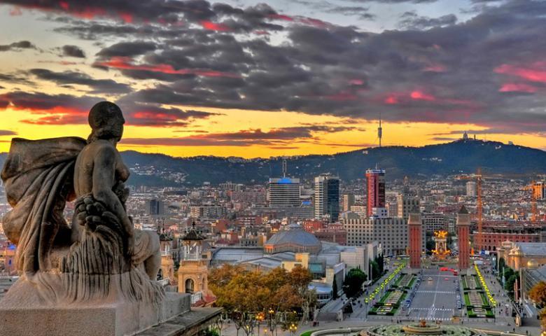 Барселона — мистическая красавица