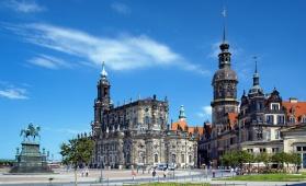 Обзорная экскурсия по Дрездену