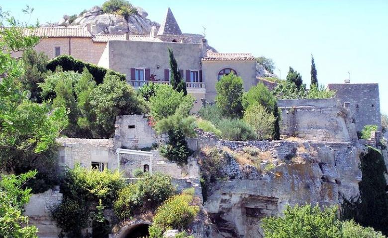 Ле  Бо де Прованс - Орлиное гнездо