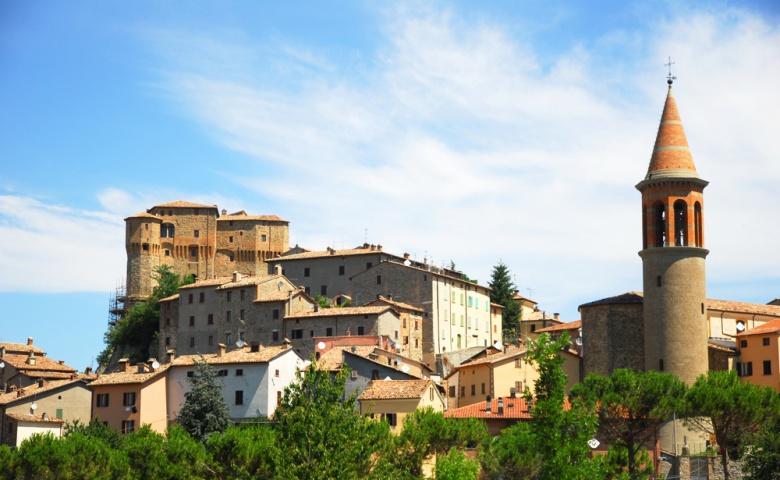 Римини — город контрастов