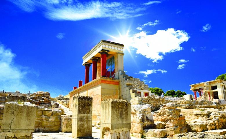 Экскурсия из Ираклиона в Кносский дворец, Лассити и пещеру Зевса