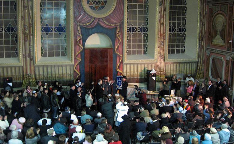 Экскурсия в Еврейский Львов
