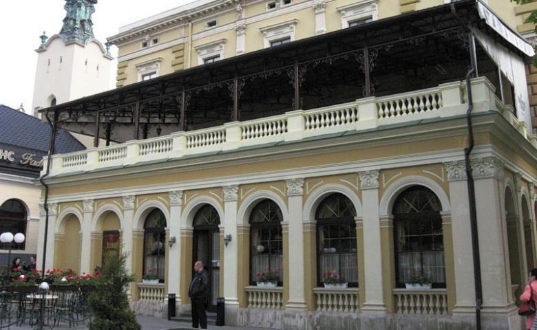 Экскурсия по кофейням Львова