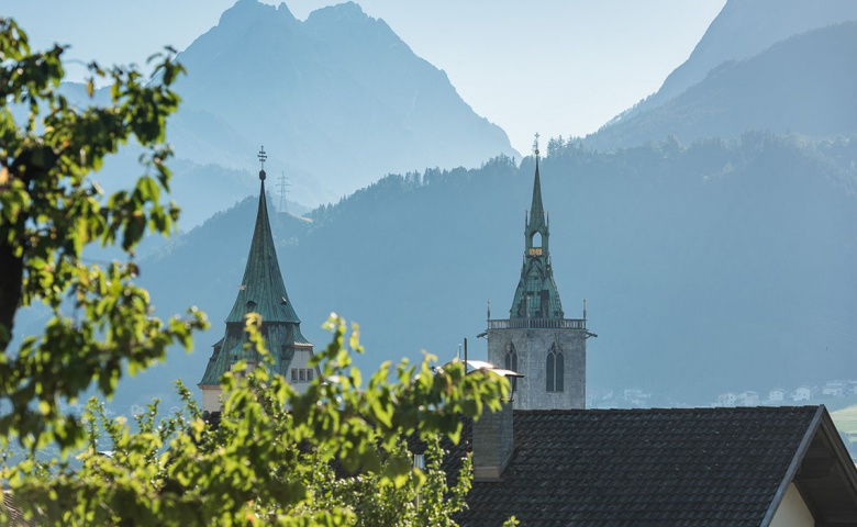 Пешеходная экскурсия по Швацу