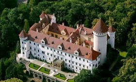 Из Праги в Конопиште