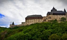 Из Праги в Конопиште и Карлштейн