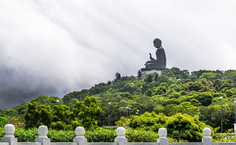 Остров Лантау — Будда, монастырь и деревня Тай О, Фото 3