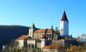 Экскурсия в замок Кршивоклат