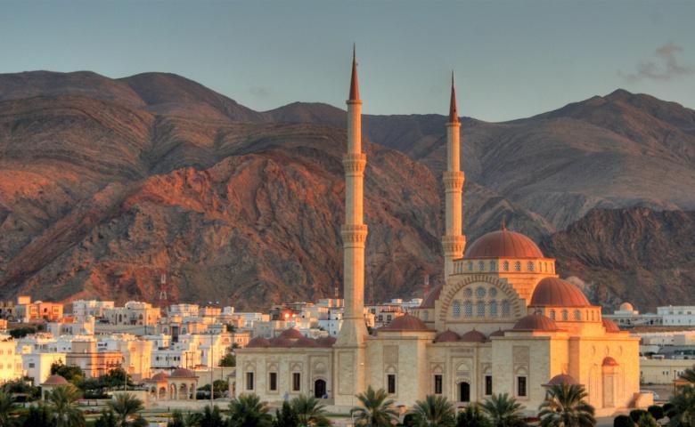Маскат – жемчужина Аравийского полуострова