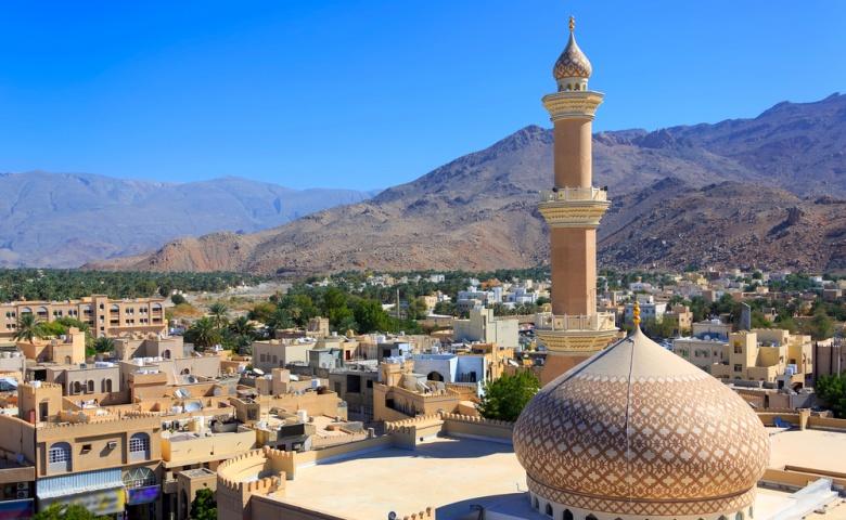 Знакомство с крепостями Омана