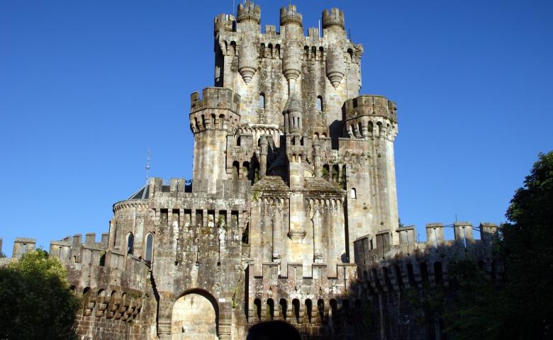 Автомобильная экскурсия из Бильбао по замкам и дворцам Бискайи