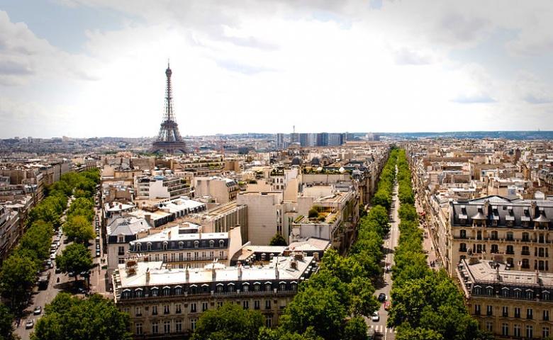 Пешеходная экскурсия по Парижу
