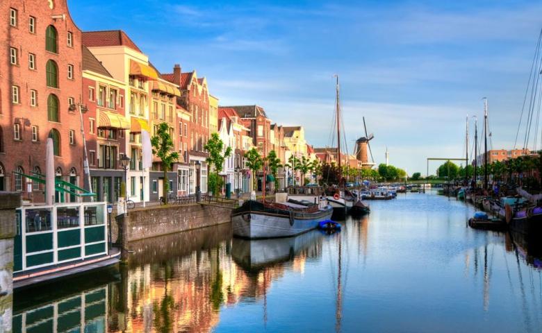 Пешеходная экскурсия по Роттердаму