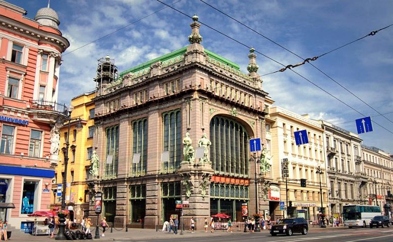Гастрономический тур по Санкт-Петербургу