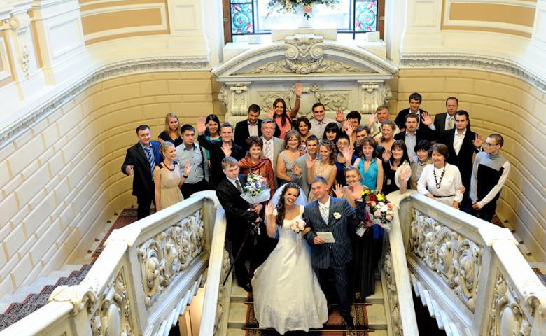 Свадебная экскурсия