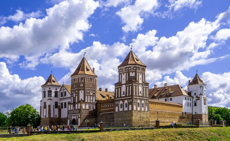 Экскурсия в Мирский и Несвижский замки