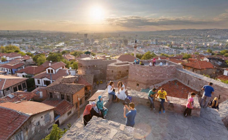 Автомобильная экскурсия по Анкаре