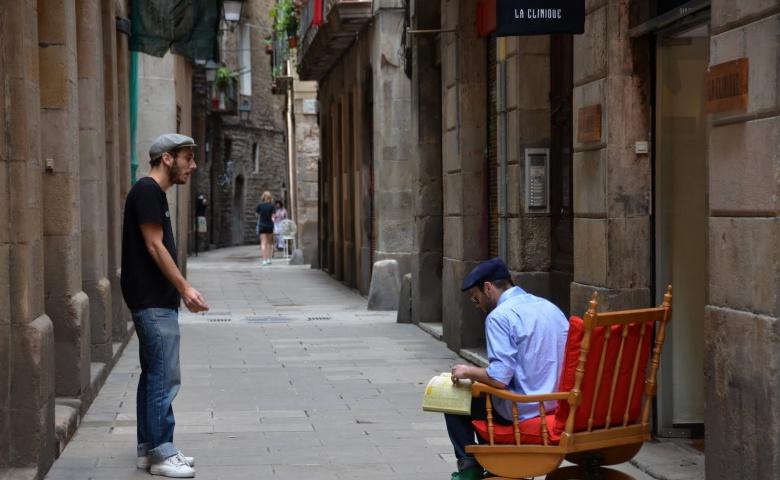 Экскурсия по старой Барселоне — район Борн
