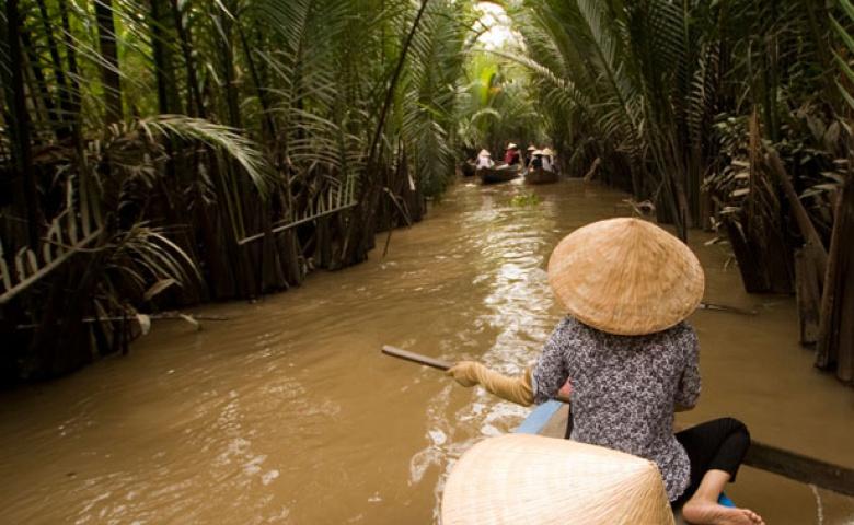 Экскурсия по дельте реки Меконг
