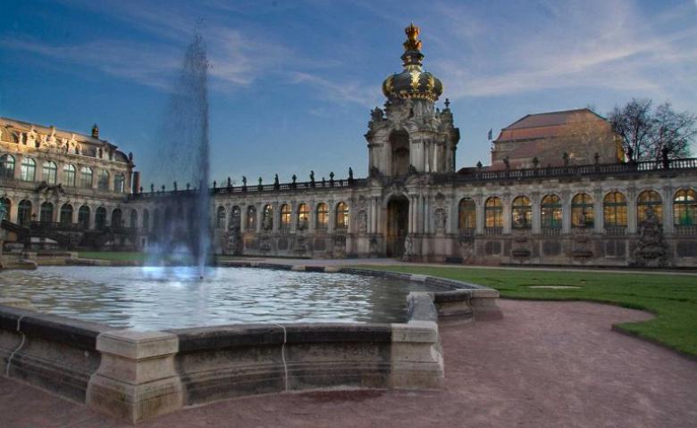 Пешеходная экскурсия по Дрездену