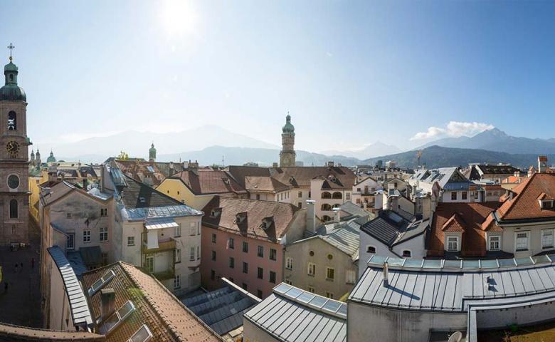 Пешеходная экскурсия по Старому городу Инсбрука