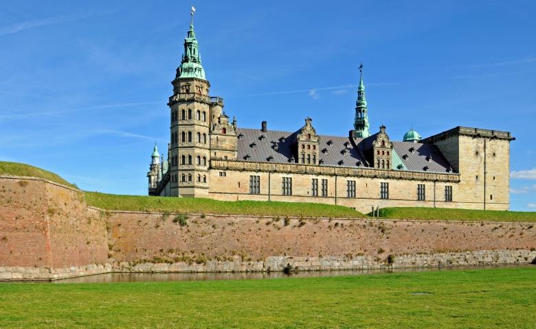 Экскурсия в замок Кронборг