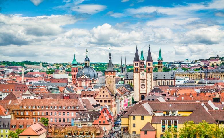 Экскурсия в Вюрцбург