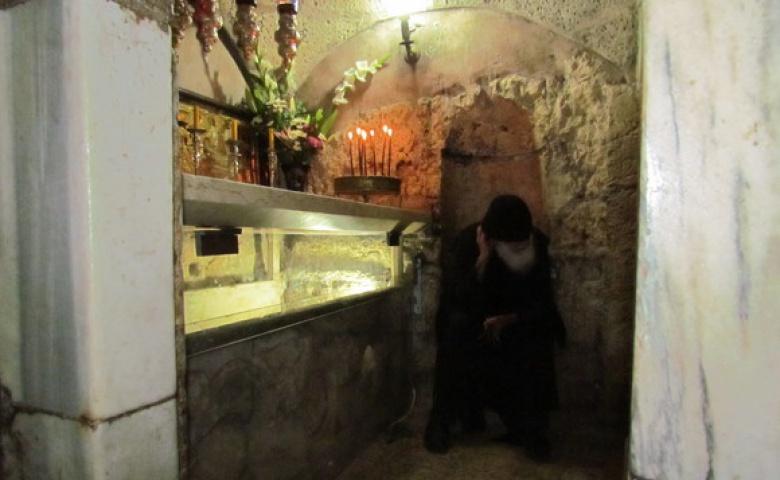 Экскурсия по подземному Иерусалиму