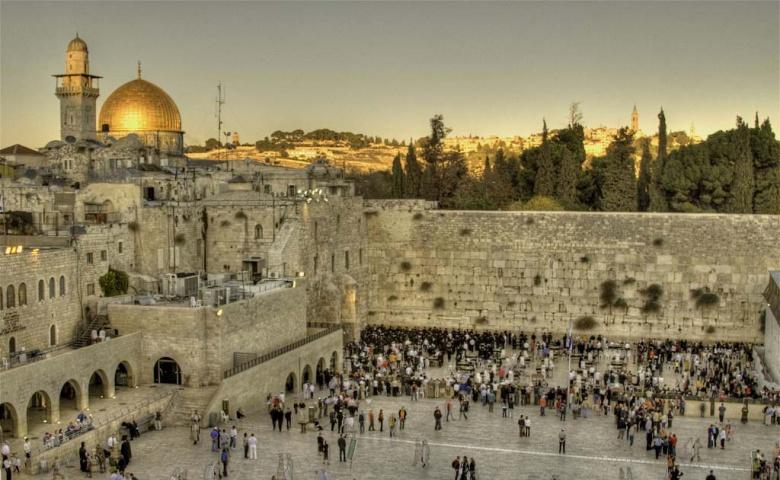 Иерусалим — впечатлениям нет границ!