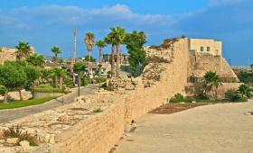 Экскурсия по приморским городам — Акко, Хайфа, Кейсария
