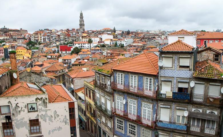 Обзорная пешеходная экскурсия по Порту