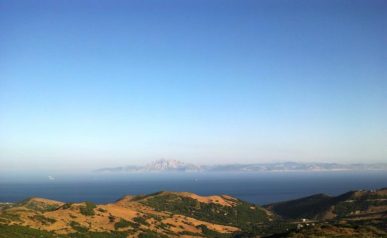 Поездка на Tарифу и Гибралтар