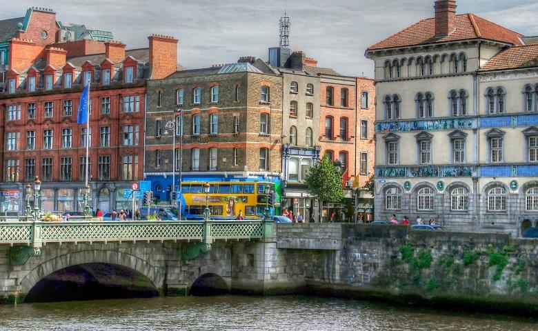 Пешеходная обзорная экскурсия по Дублину