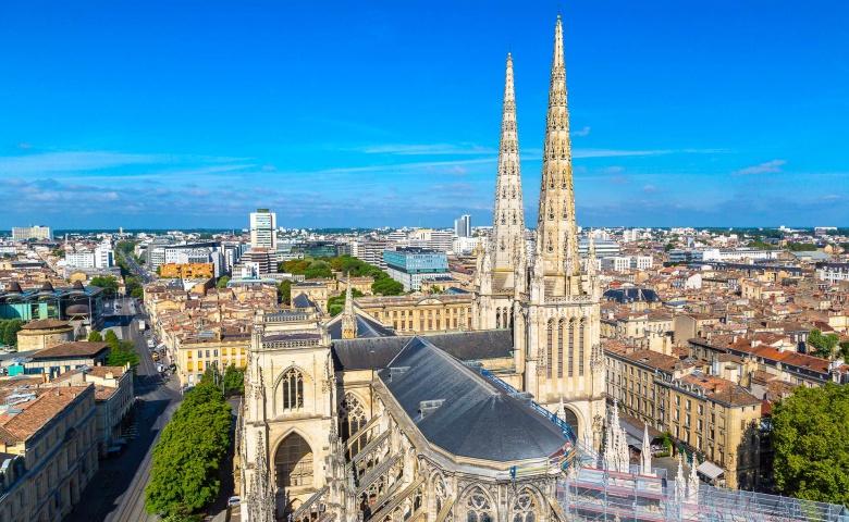 Пешеходная экскурсия по Бордо