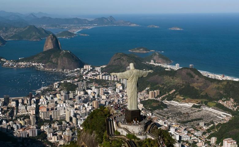 Автомобильная экскурсия по Рио-де-Жанейро