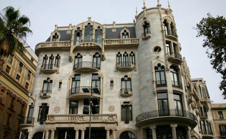 Три гения Барселоны