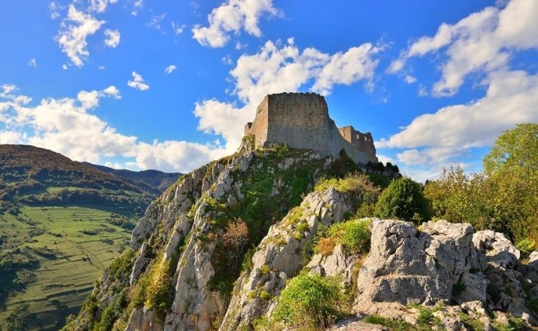 Экскурсия по замкам катаров на юге Франции