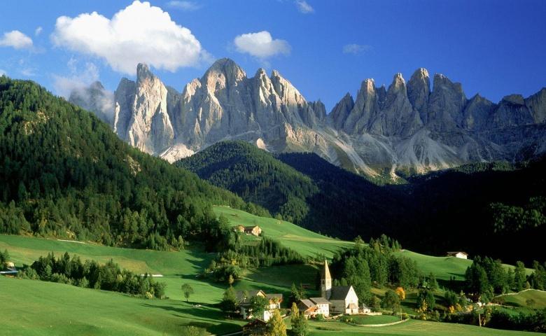 Пиренейское высокогорье