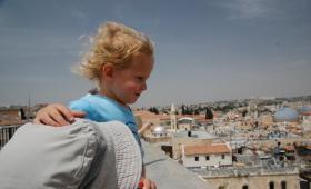По Иерусалиму с детьми