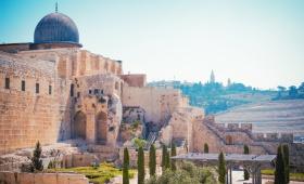 Иерусалим Ветхого и Нового Заветов