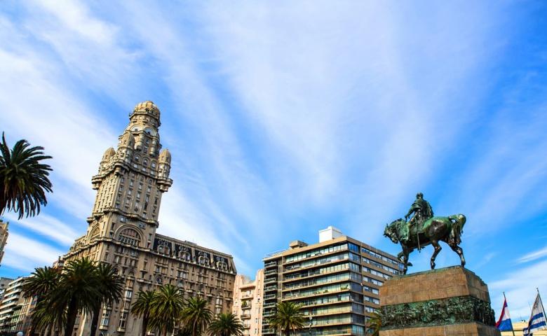 Экскурсия по городу Монтевидео