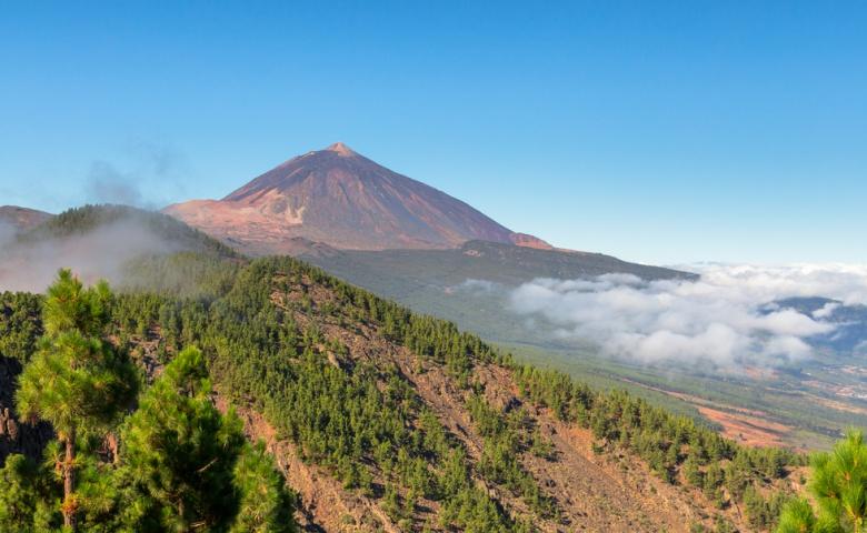 Национальный парк Тейде и леса острова Тенерифе