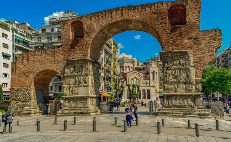Пешеходная обзорная экскурсия по Салоникам