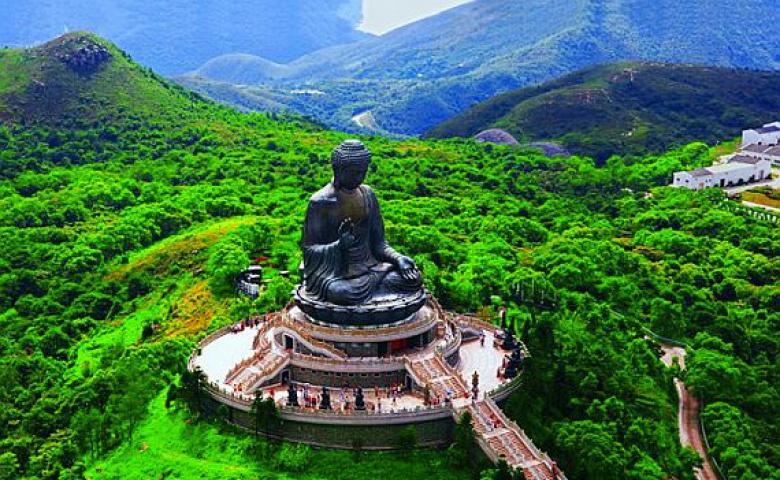 Поездка к Большому Будде и в рыбацкую деревню Тай О