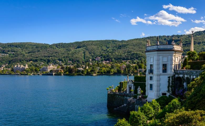 Озеро Маджоре и острова Борромео