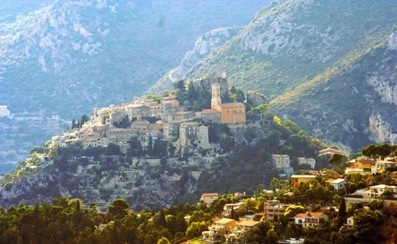 Путешествие в Средневековье: Грасс, Гурдон, Эз, Вильфранш-сюр-Мер