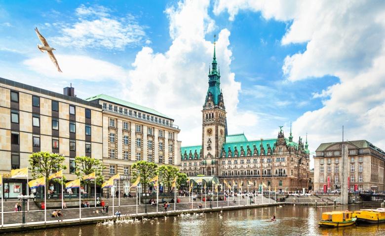 Пешеходная экскурсия по Гамбургу