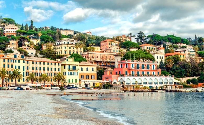 Экскурсия по историческому центру Генуи