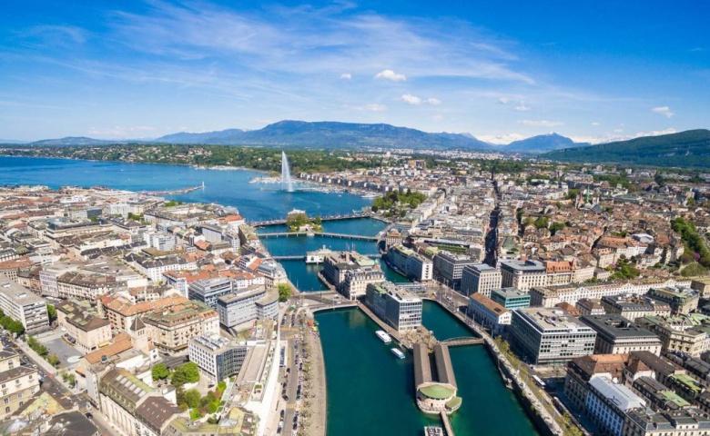Женева — столица Швейцарии